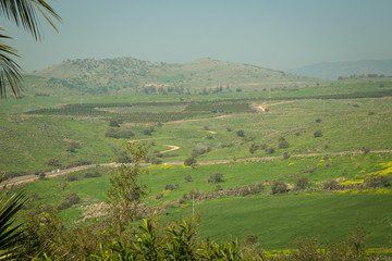 Paysages d'Israël