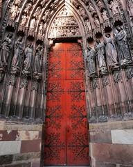 Straßburger Münster in Frankreich