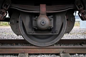 Järnvägsvagn, detaljbild