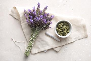Lavender and Kush