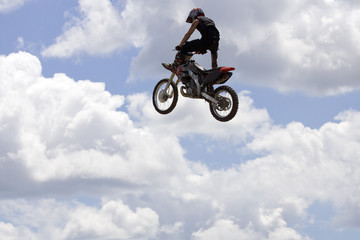Stunt Biker