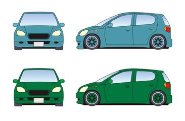 魅惑のローダウン車、四駆ローダウン、ローダウンカー
