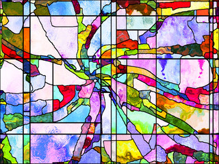 Realms of Leaded Glass