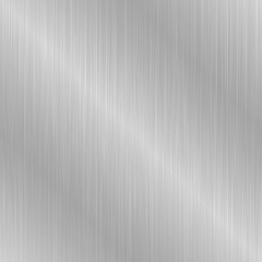Gray seamless metallic texture.