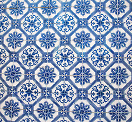 Portuguese Wall Pattern