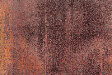 Metal corroded rusty texture background