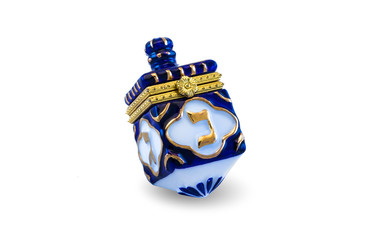 Dreidel toy for Hanukkah
