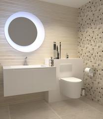 fliesendekor. Black Bedroom Furniture Sets. Home Design Ideas