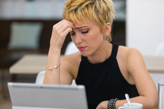jet lag could cause a headache