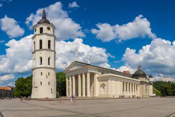 Wall Mural - Cathedral Basilica, Vilnius