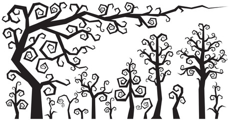 Decorative Fantasy Plant, Bush, Tree, Herb