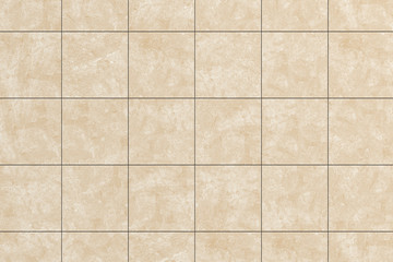 Close-up of brown ceramic glazed tile