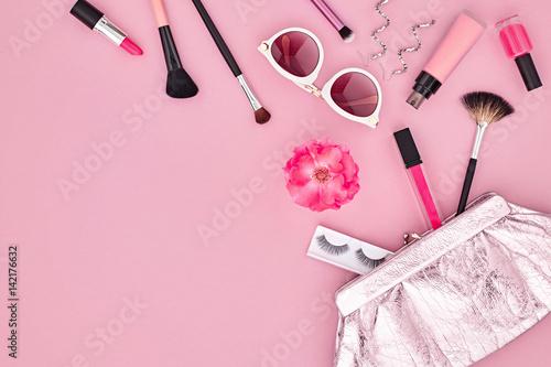 Fashion Makeup Cosmetic Set Woman Beauty Accessories Set