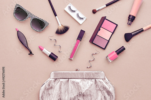 Fashion Cosmetic Makeup Set Woman Beauty Accessories Set