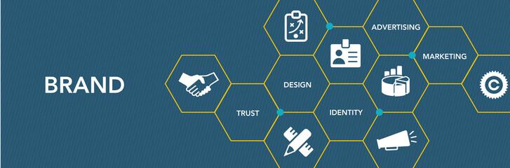 Brand Icon Concept