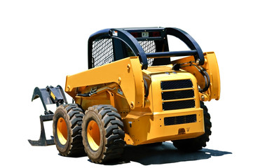 Small Isolated Tractor