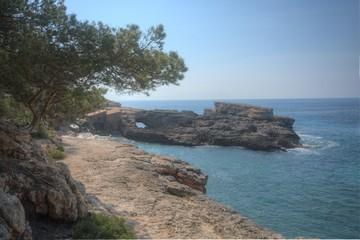 Cala santany,Mallorca, Baleares, España
