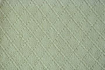 "pattern ""rhombus"" knit spokes"