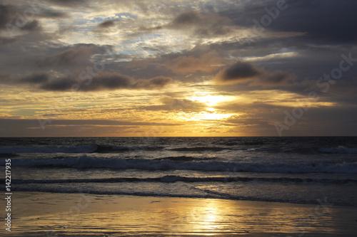 Encinitas Pacific Ocean Sunset