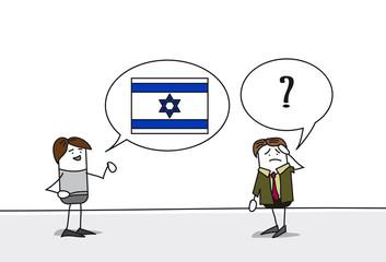 Personnages - Cours d'hébreu