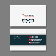 Tailor Business Card Template.