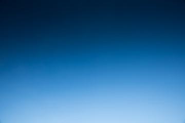 Clear blue sky no cloud