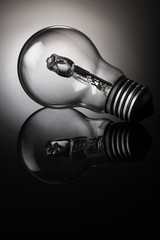 light bult and saving bulb
