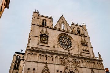 Cathédrale Saint-Jean-Baptiste à Lyon