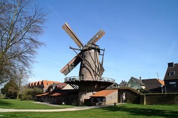 Kriemhildmühle in Xanten