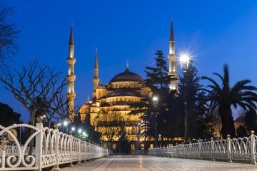 Sultanahmet Mosque / Sultanahmet Camii
