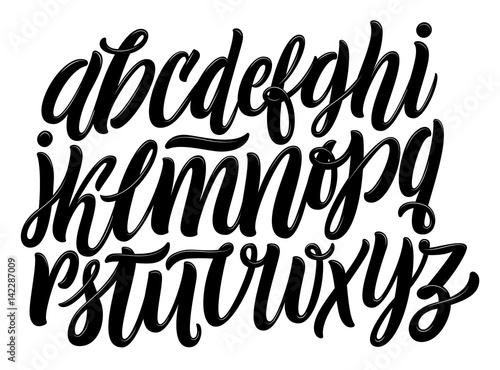 Abc Abc Letters Alphabet Alphabet Letters Art Background Brush