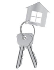 Home keys with house token
