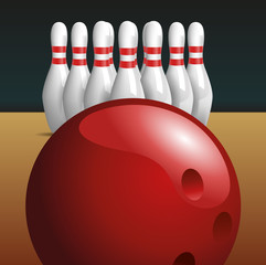 Bowling - Quilles - Challenge - réussite - succès