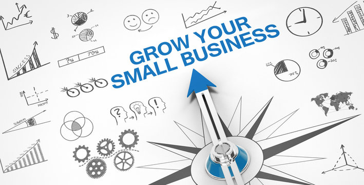 Grow your small business / Compass