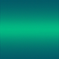 Halftone color pop art background vector retro illustration.