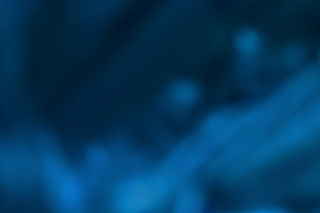 Abstract blue Background, defocused blur background