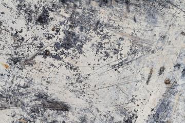 Helle mineralische Textur auf dunklem Hintergrund I