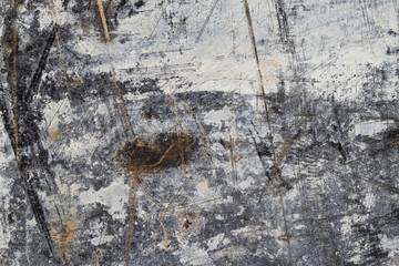 Abstrakte Hintergrundstruktur in Weiß und Braun auf Schwarz II