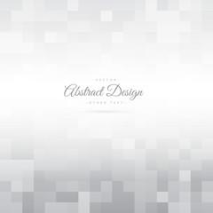 gray mosaic background vector design