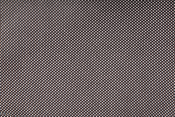 black mesh background, textile texture