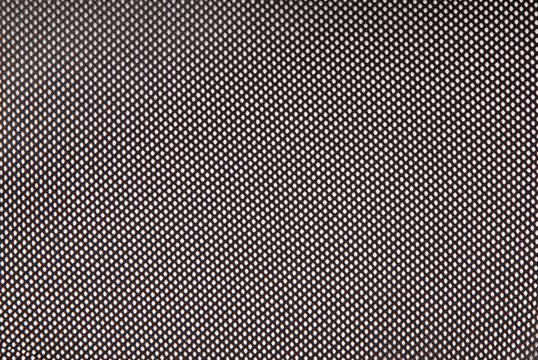 black mesh background, textile texture