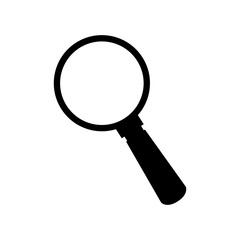 Lupe magnifying icon vector illustration graphic design
