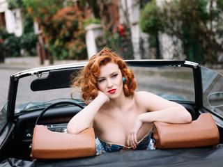 Parisian Ginger Portrait