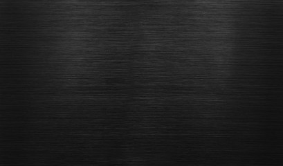 black polished aluminum background