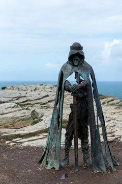 Statue King Arthur