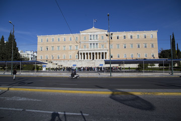 Greek Parliament, Athens