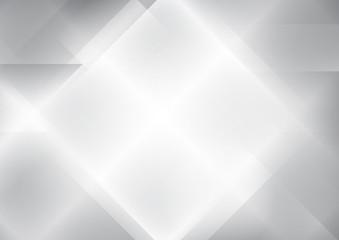 Abstract grey triangle background