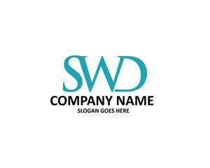 SWD Letter Logo