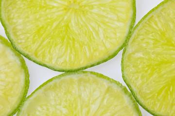Collection fresh citrus fruits