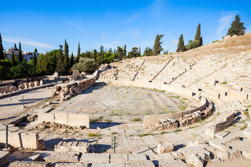 Theatre of Dionysus, Acropolis